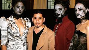 Local Designer John Herrera's Latest Collection Gets Featured On Vogue
