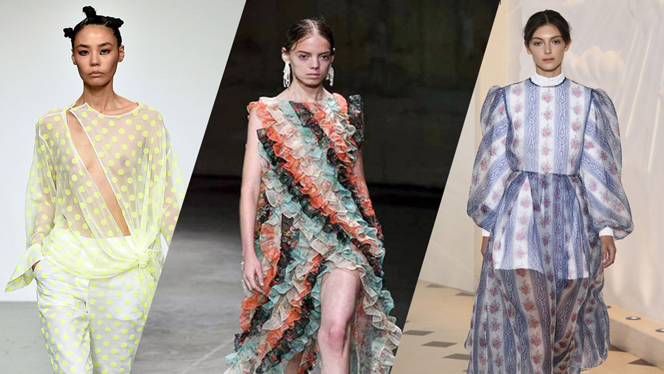 7 London Fashion Week Trends We Can't Wait to Wear