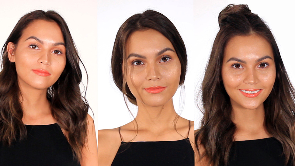 3 Hairstyles For Days When You Didn't Wash Your Hair