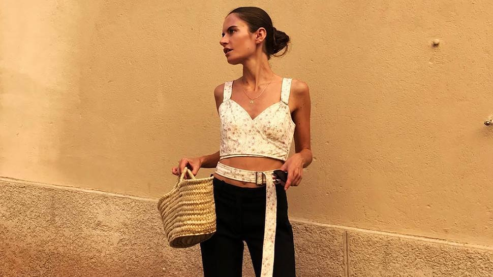 Let These Instagram Girls Be Your Parisienne Summer Style Pegs