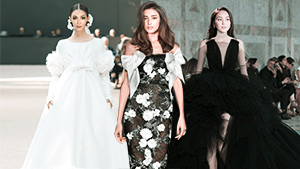 What If Your Fave Celebs Wore Runway-fresh Designer Gowns To The Star Magic Ball?