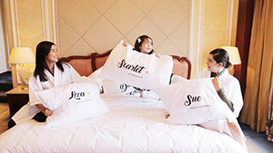 Check Out The Luxurious Way Celebs Prepped For The Star Magic Ball