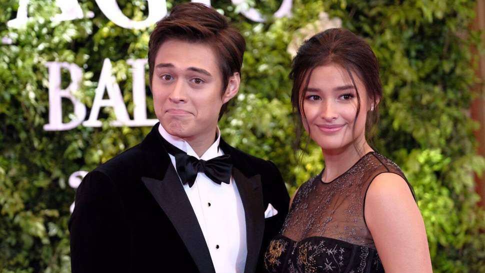 Liza And Enrique Just Had A La La Land Moment At The Star Magic Ball