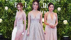 11 Celebs Who Broke The Black And White Dress Code At The Star Magic Ball 2017