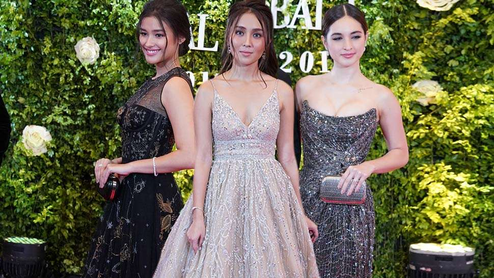 10 Best Dressed Celebrities at the Star Magic Ball 2017