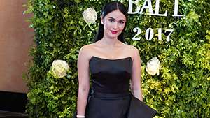 The Celebrities Who Wore Black At The Star Magic Ball 2017