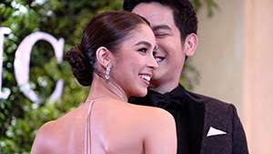 The Cutest Couples At The Star Magic Ball