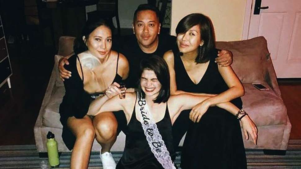 Here's What Happened At Anne Curtis' Weekend-long Bachelorette Party