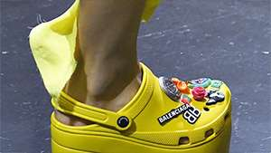 Balenciaga Just Gave Crocs A Major Makeover
