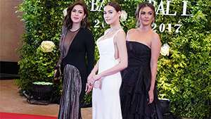 9 Celebs Who Wore Global Designer Labels To The Star Magic Ball 2017