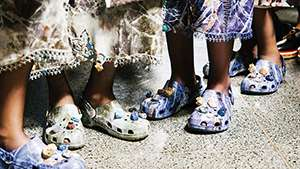 How Did Fashion Come To Love The Ugly Shoe So Much?
