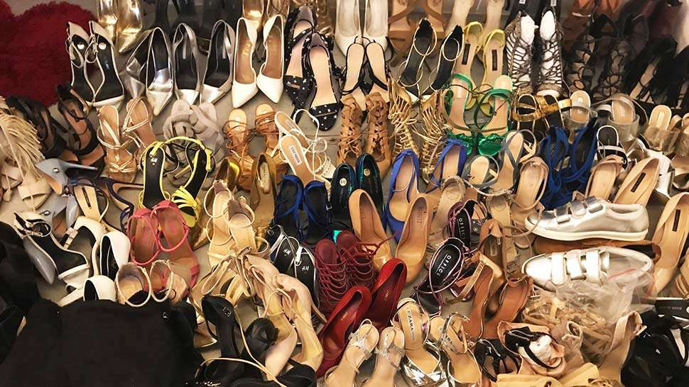 Get Ready For Shaira Luna's Annual Closet Sale