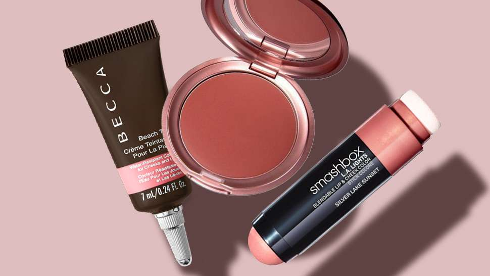 10 Lip And Cheek Tints For An Effortless Flush