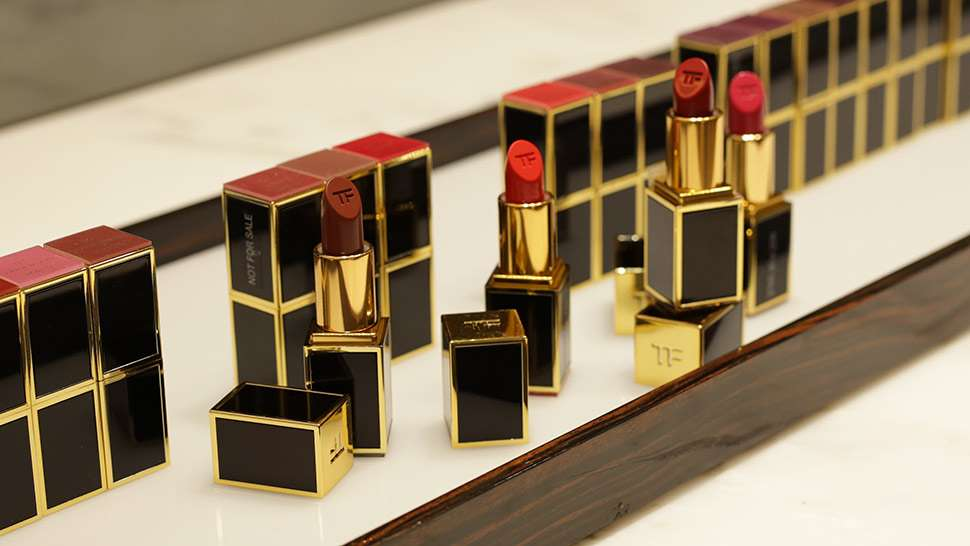 An Inside Look at the First Tom Ford Store in Manila