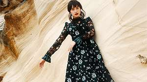 A First Look At All The Pieces Of The Erdem X H&m Collection