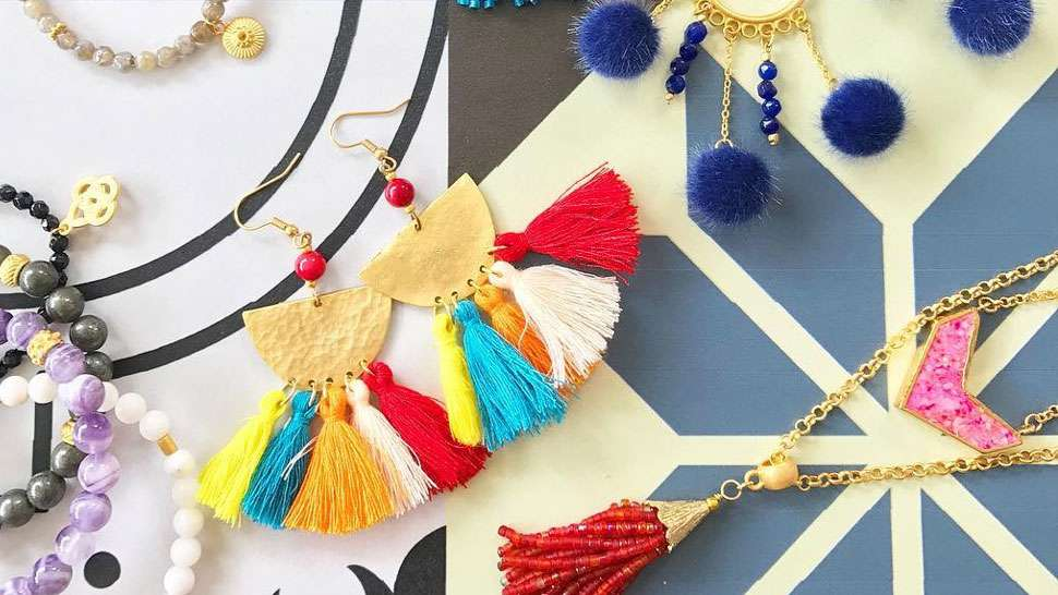 This Online Shop Is The Perfect Place To Buy Tasseled Accessories