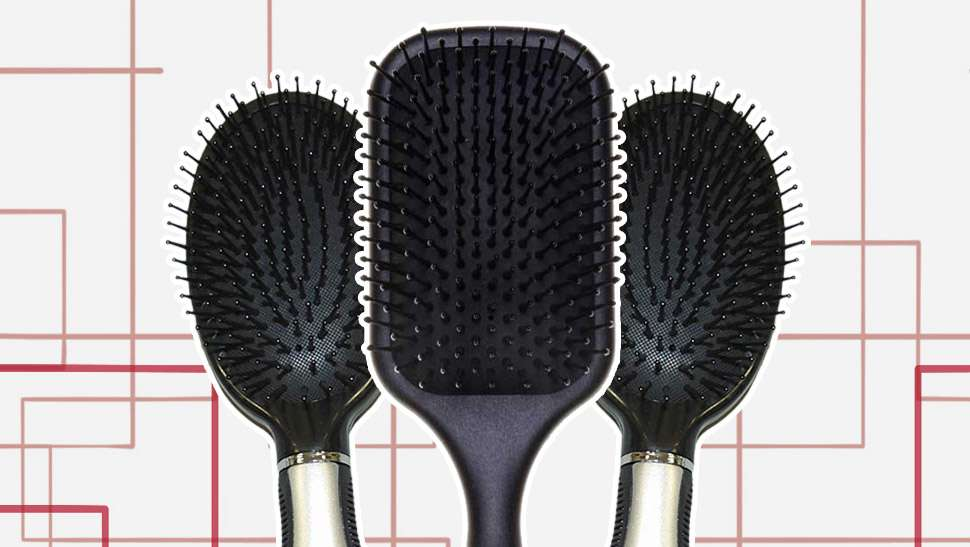 7 Kinds of Hair Brushes You Need to Know About