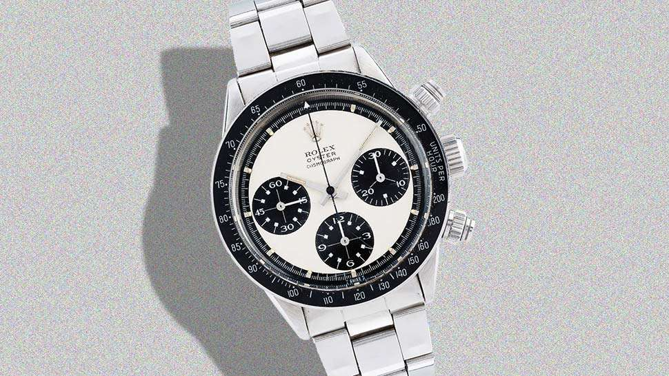 This Rolex Is The Philippines' Most Expensive Watch Sold At Auction