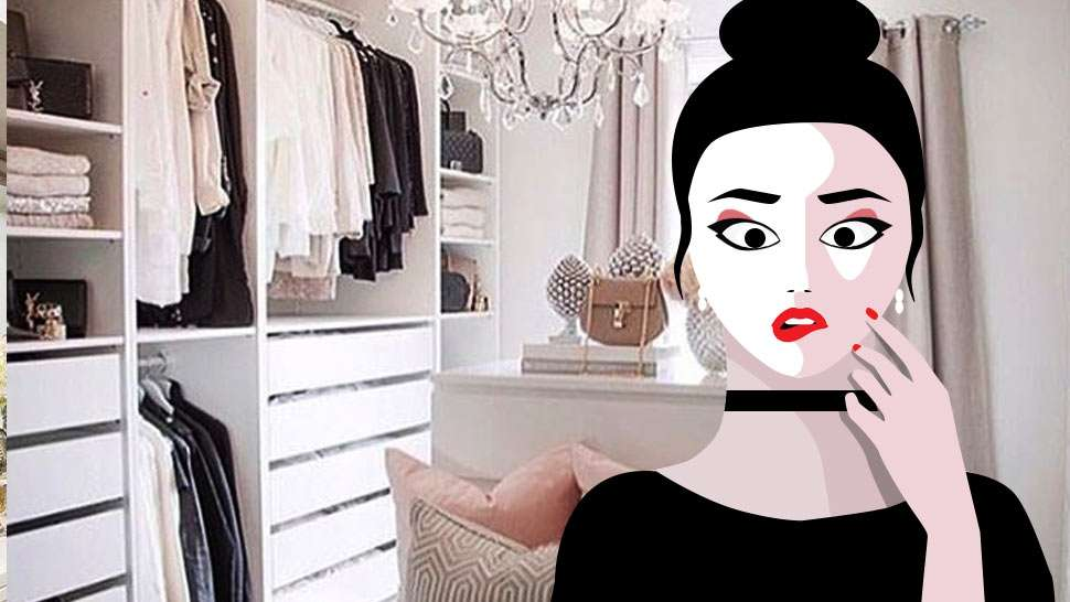 8 Common Closet Mistakes You're Probably Guilty of Doing