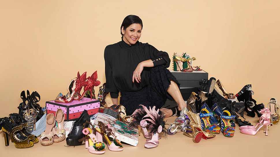 Regine Velasquez Talks About Her Shoe Addiction