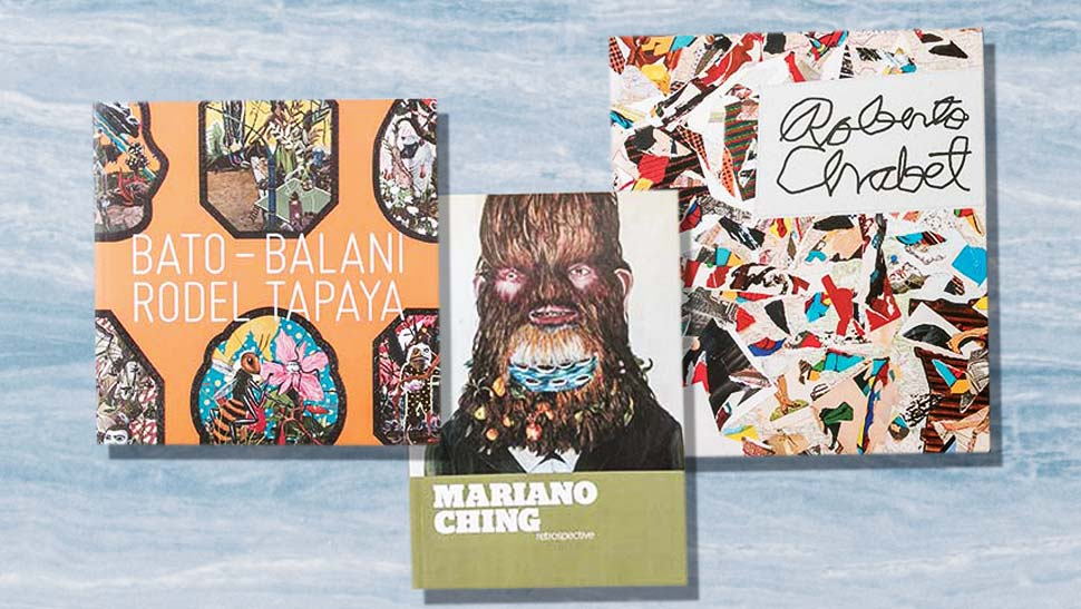 5 Visually Gorgeous Philippine Art Books You Need To Read Right Now