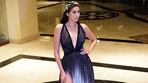 Here's How Rachel Peters Is Preparing For Her Miss Universe Walk