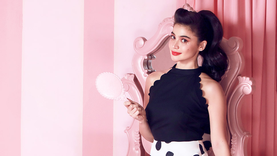 Here's How to Nail the Barbie Doll Look Like Anne Curtis
