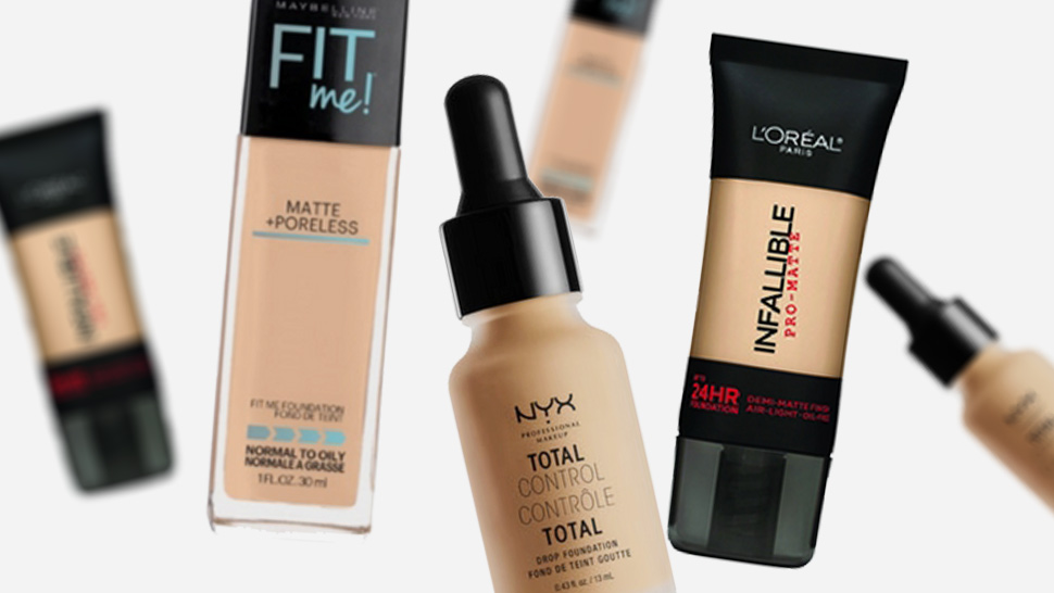 5 Drugstore Foundations That Will Give You Affordably Flawless Skin