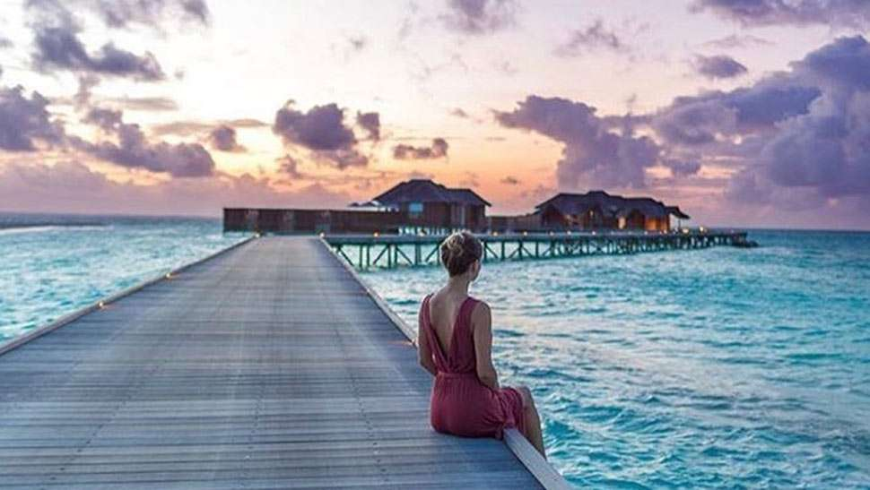 This Luxury Resort Offers an Instagram Butler to Take Your Travel Pics