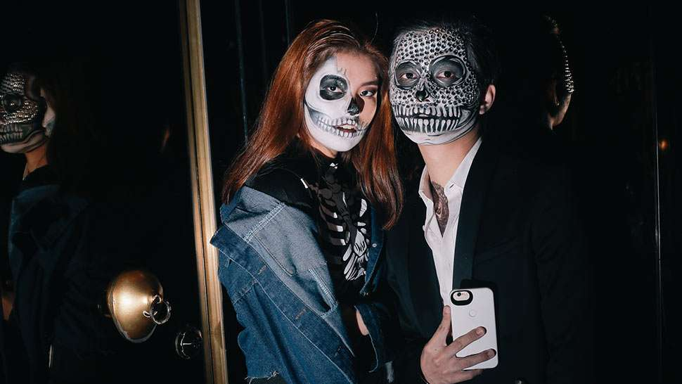 LOTD: The Best Beauty Looks from #PreviewHalloween