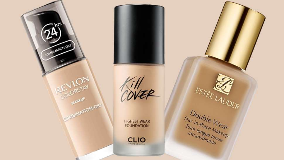 10 Longwearing Foundations That Will Last All Day And Night