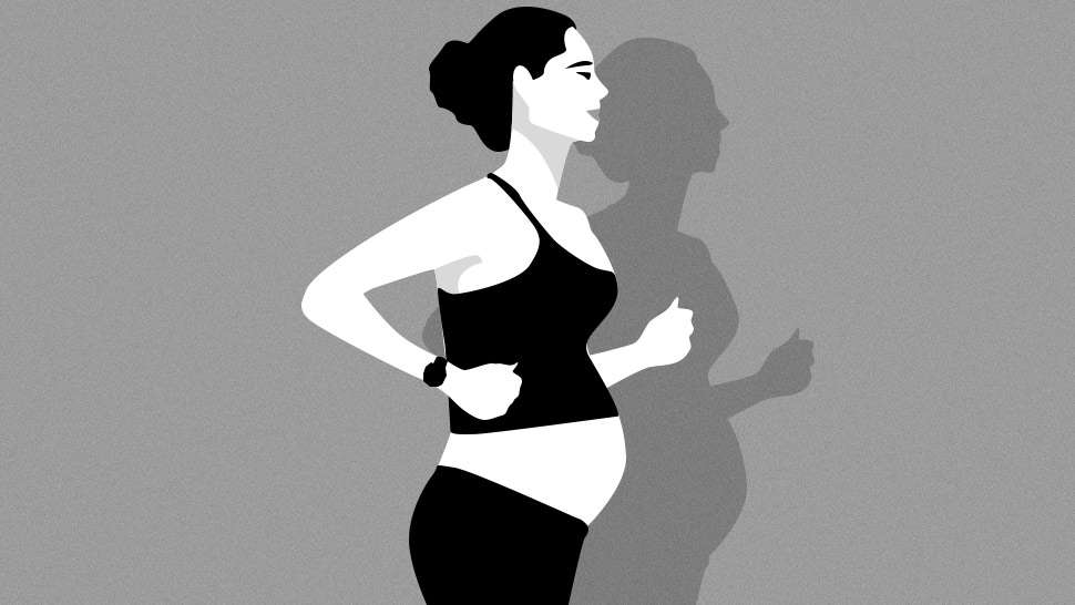 Here's How You Can Still Exercise While You're Pregnant