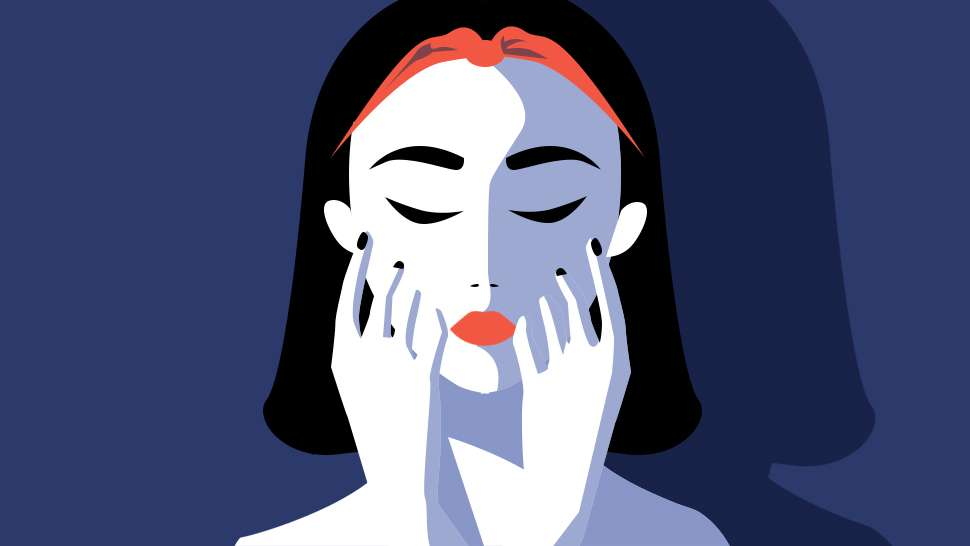 You're Not Supposed To Be Doing This Step After Washing Your Face