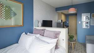 This Condo Is A Place Where Your Pastel Dreams Are Fulfilled