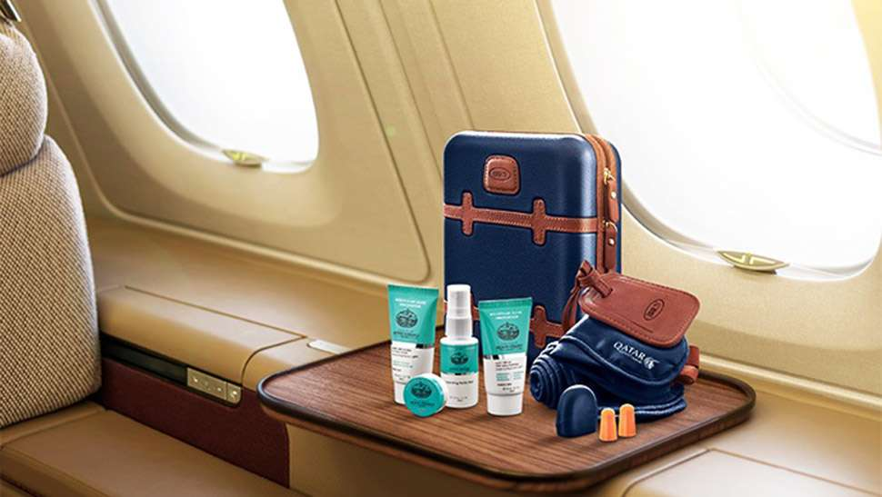 These In-Flight Amenity Kits Will Make You Book First Class on the World's 7 Best Airlines
