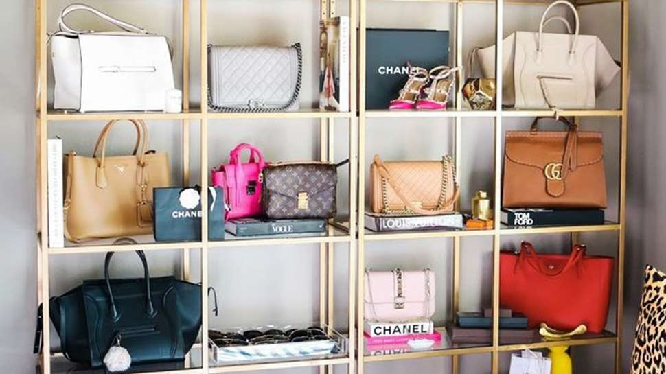 6 Storage Ideas For Your Precious Bag Collection