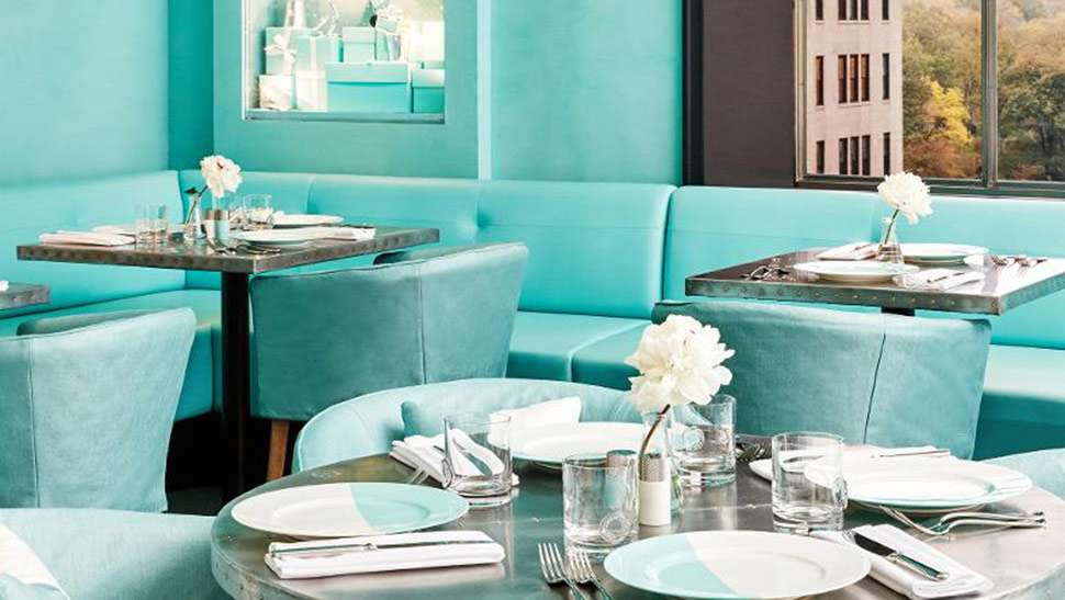 You Can Now Have A Legit Breakfast At Tiffany's