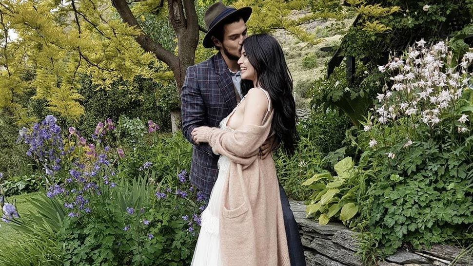 All The Details We Love About Anne And Erwan's Pre-wedding Party