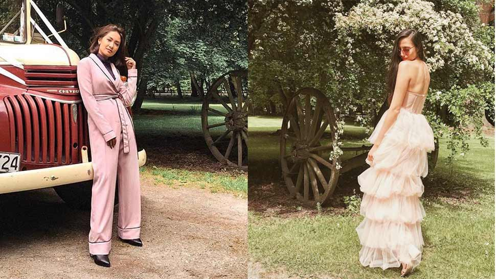 All the Stylish Guests at Anne Curtis and Erwan Heussaff's Wedding