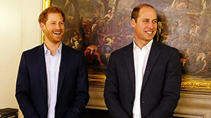 Princes William And Harry Are Going To Be In The New Star Wars Film