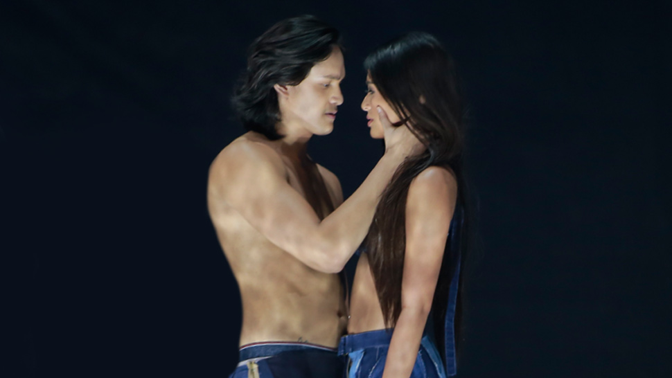 Gabbi Garcia and Ruru Madrid Show Some Serious Skin at The Bench Underwear Show