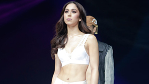 Julia Barretto Makes Pulling Off A White Hot Look So Easy