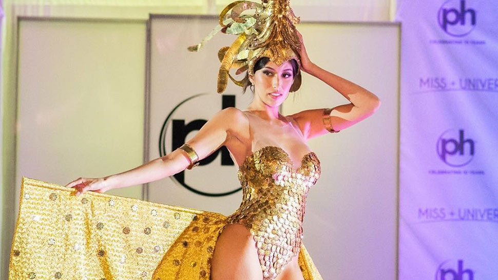 What You Need to Know About Rachel Peters' Sarimanok Costume