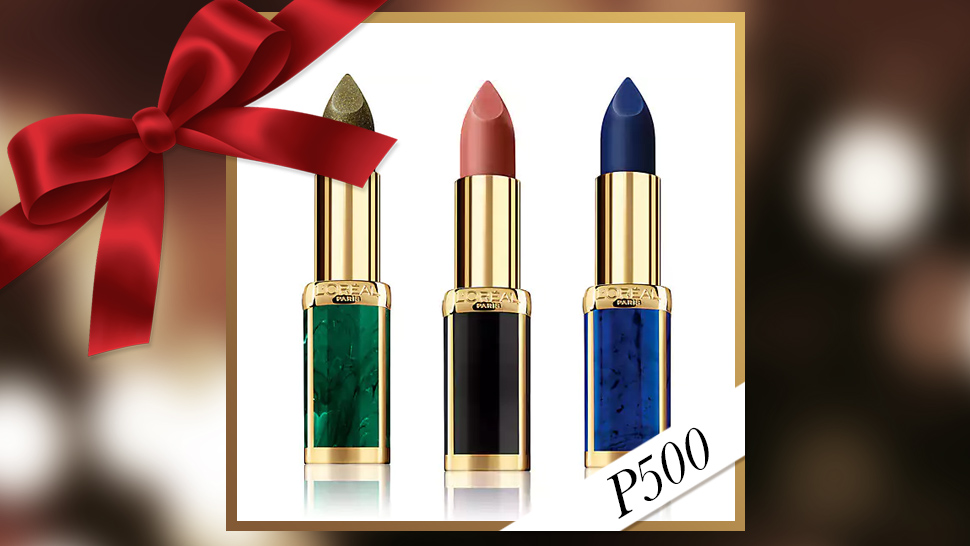 13 Holiday Gift Ideas Under P500 for Your Beauty-Obsessed Friends