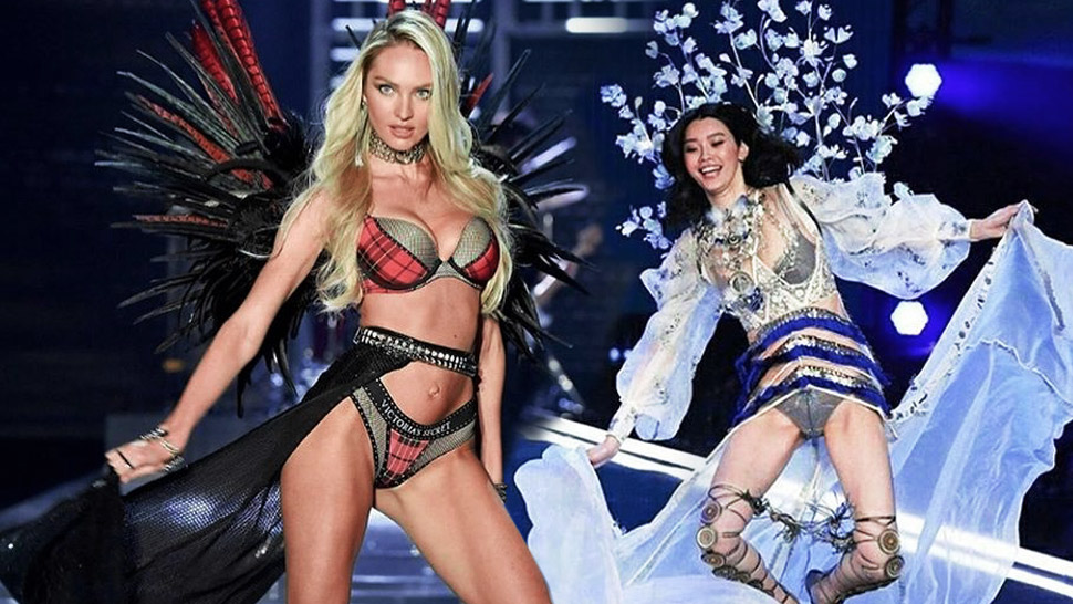 6 Biggest Surprises at the 2017 Victoria's Secret Fashion Show