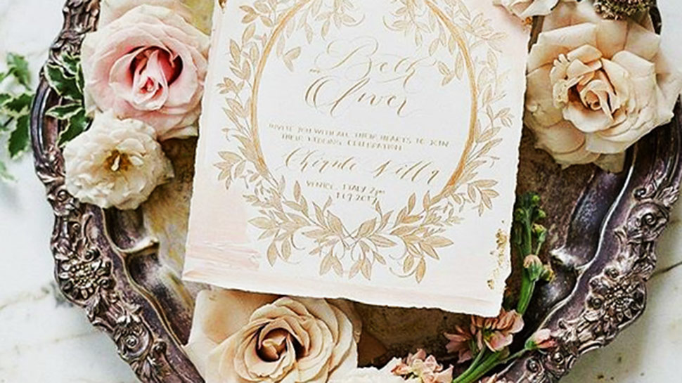 Here's Your Ultimate Guide To Wedding Invitations