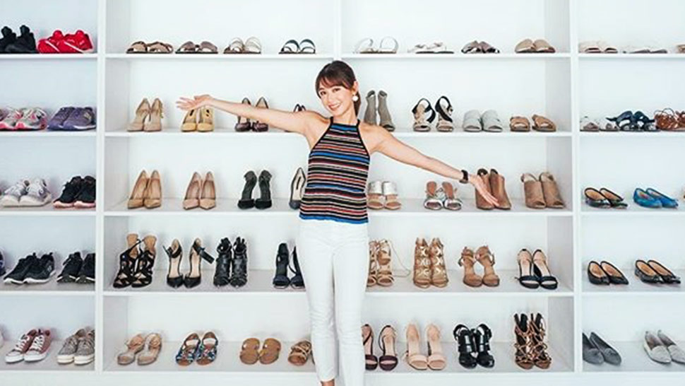 Kryz Uy's Closet Will Make You Want to Become a Fashion Blogger