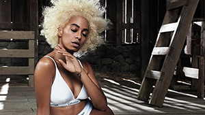Solange Knowles Is The Face Of Calvin Klein's New Campaign