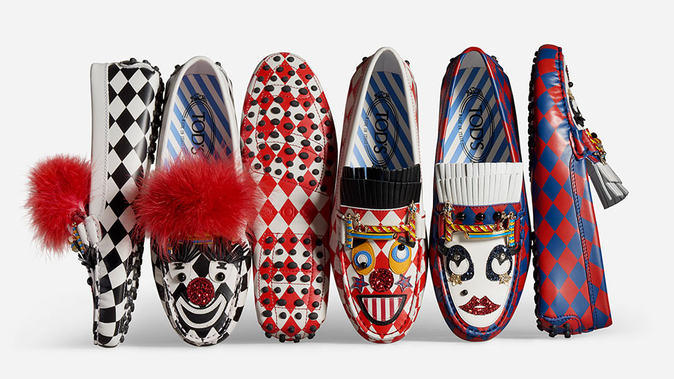 You Have To See Tod's Quirky New Circus-themed Collection
