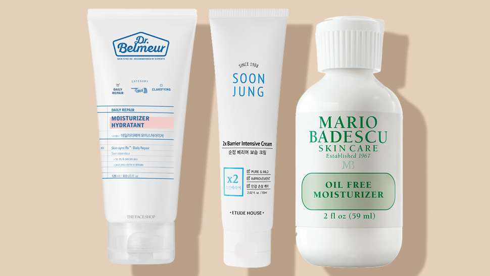 10 Gentle Moisturizers Your Sensitive Skin Won't Hate